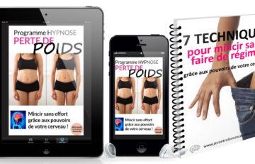 pack hypnose perte de poids